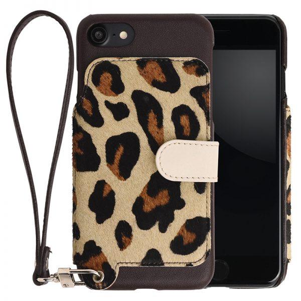 RAKUNI(ラクニ)for iPhone 7/8 レパード(Leopard)