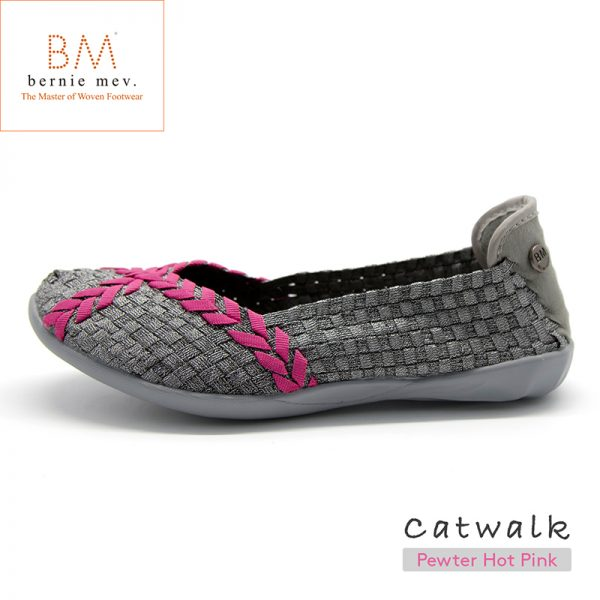 Bernie mev.(バーニーメブ)Catwalk(キャットウォーク)PewterHotPink(ピューターホットピンク)