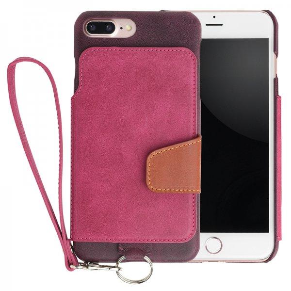 RAKUNI(ラクニ)for iPhone 7/8 Plus ラズベリー(Raspberry)