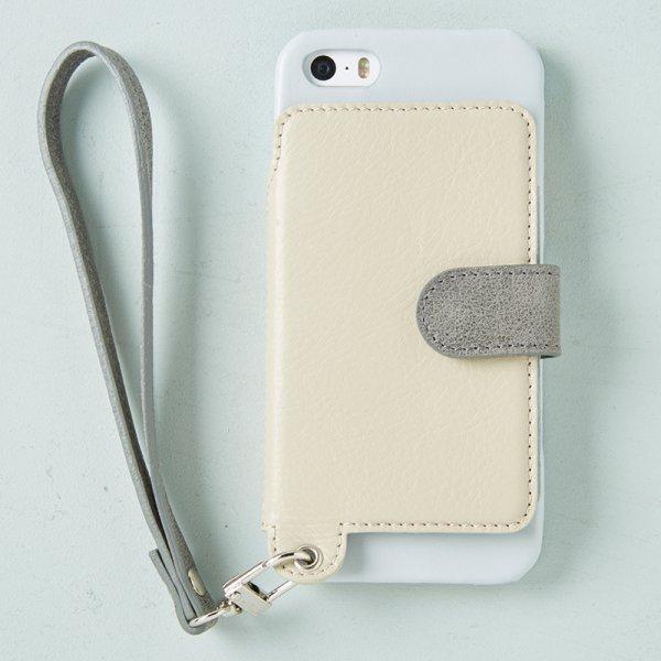 RAKUNI(ラクニ)for iPhone SE/5s/5 バニラ(vanilla)