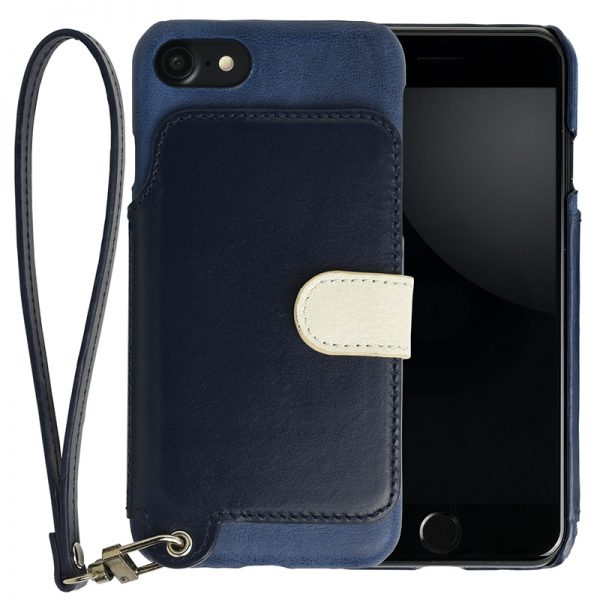 RAKUNI(ラクニ)for iPhone 7/8 インディゴ(Indigo)