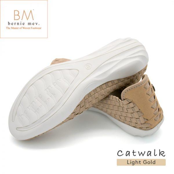 Bernie mev.(バーニーメブ)Catwalk(キャットウォーク)LightGold(ライトゴールド)