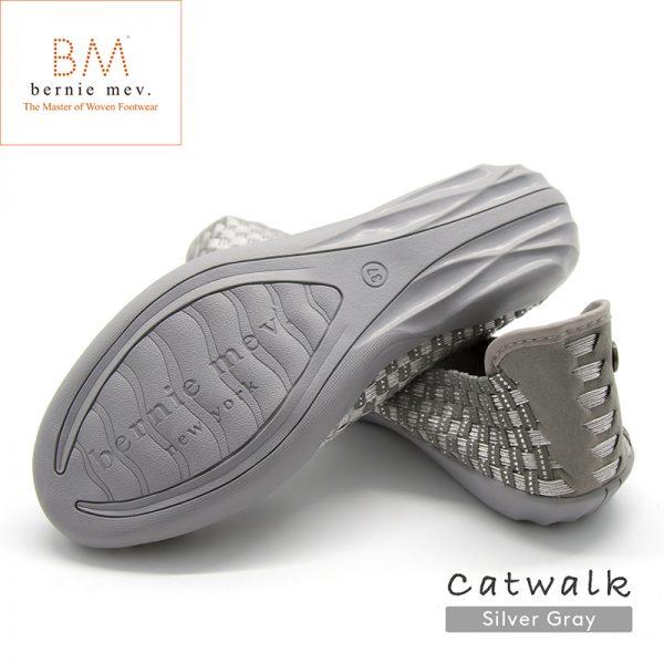 Bernie mev.(バーニーメブ)Catwalk(キャットウォーク)SilverGray(シルバーグレイ)