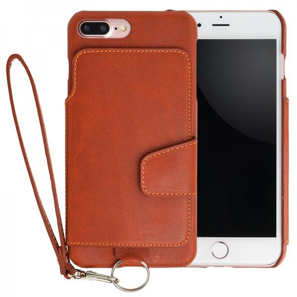 RAKUNI(ラクニ)for iPhone 7/8 Plus キャラメル(Caramel)