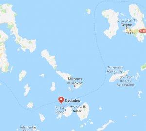 キクラデス諸島 ケア島