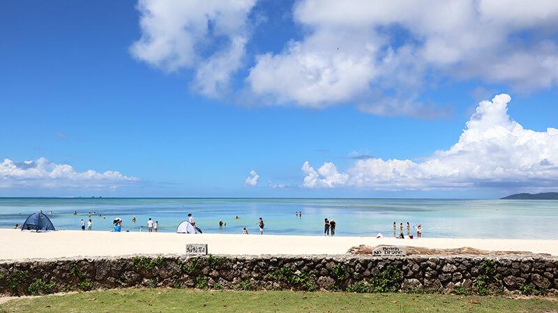 沖縄の八重山諸島、石垣島の離島、竹富島、コンドイビーチ、観光、ツアー、水牛、星のや、民宿