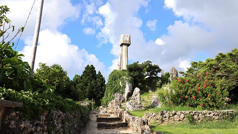 沖縄の八重山諸島、石垣島の離島、なごみの塔、観光、ツアー、水牛、星のや、民宿