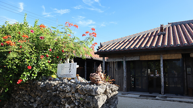 沖縄の八重山諸島、石垣島の離島、竹富島の民宿「ゲストハウスたけとみ」、観光、ツアー、水牛、星のや、民宿