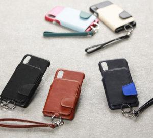 ラクニ(RAKUNI) iPhoneXSケース iPhoneXS Maxケース 背面手帳 販売開始(リリース)